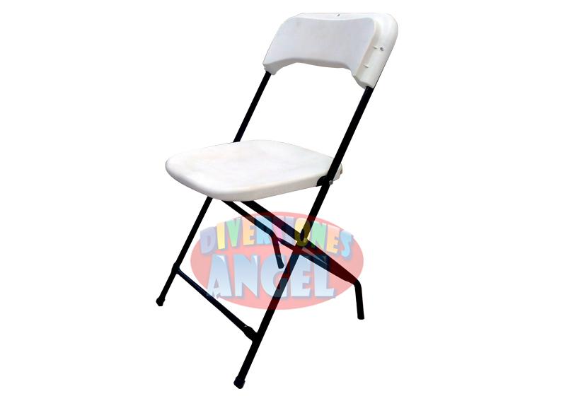 Venta de sillas plegables de plastico blanca for Fabricantes sillas peru